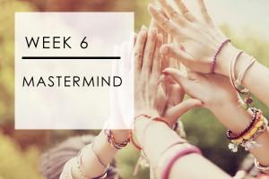 Week 6: Mastermind