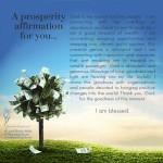 Guided Meditation: Prosperity & Healing