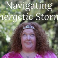 Navigating the Energetic Storm
